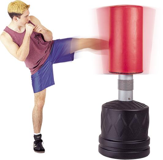 PA-383  沙包型拳擊練習座